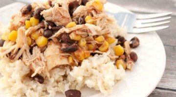 crock pot salsa chicken