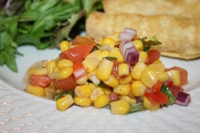 Corn Salsa Recipe