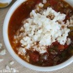 crockpot stuffed peppers soup