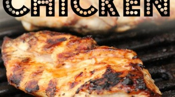 teriyaki bbq chicken swquare