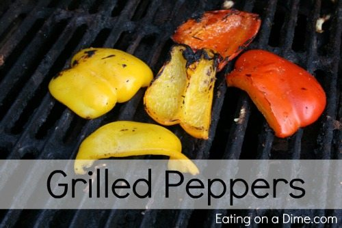 How to Grill Peppers!