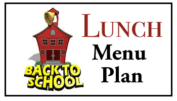 lunch-menu plan