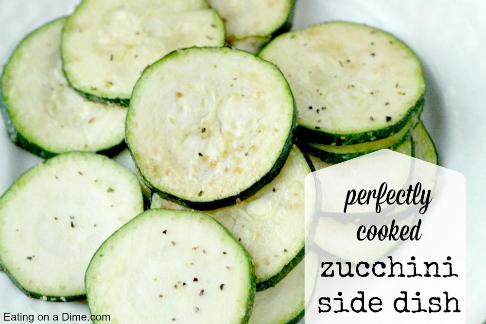zucchini side dish recipe