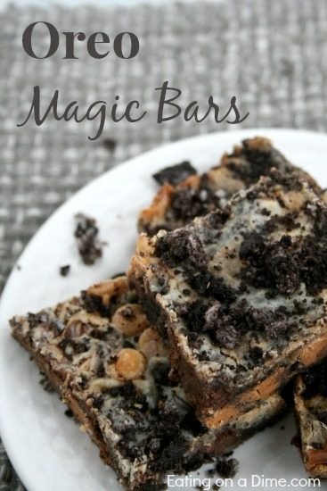 Oreo Magic Bars 3