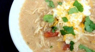chicken taco chilil