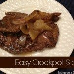 easy crockpot steak