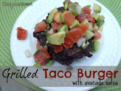 grilled-taco-burger-with-salsa