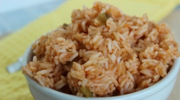 The easiest spanish rice recipe