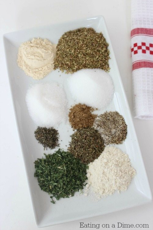 copy cat good seasonings mix
