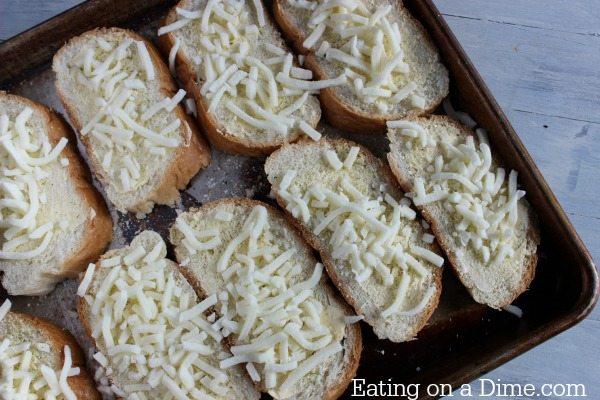 how to freeze garlic bread - Freezing Garlic