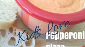 easy pepperoni pizza dip recipe