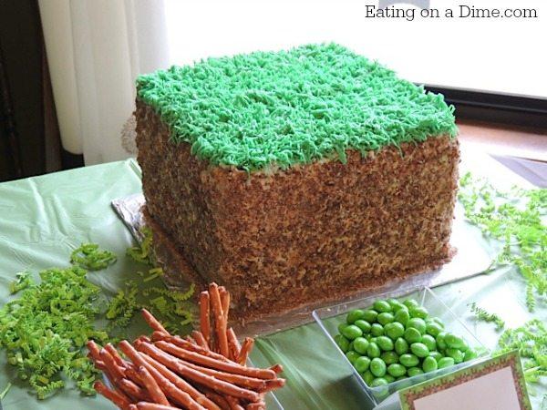 Como Hacer Cake Pops Minecraft