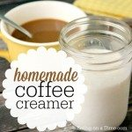 homemade coffee creamer post - square