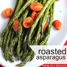 roasted apsaragus -square image