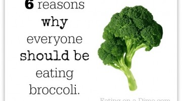 why you sould eat broccoli