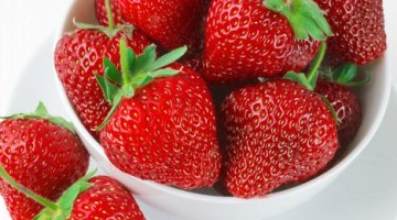strawberries healthy square