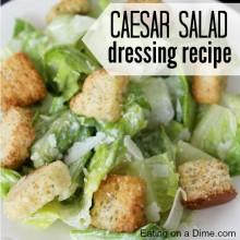caesar salad square