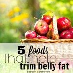 trim belly fat square