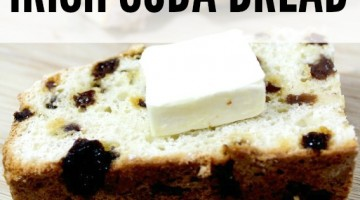 irish soda bread square