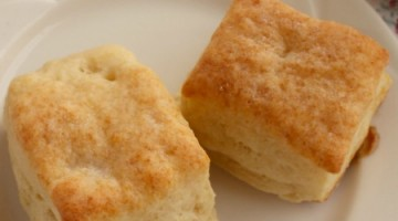 homemade biscuits square