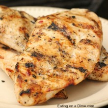 Italian chicken marinade square