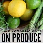 how to save on produce square