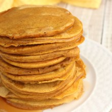 pumpkin pancakes square