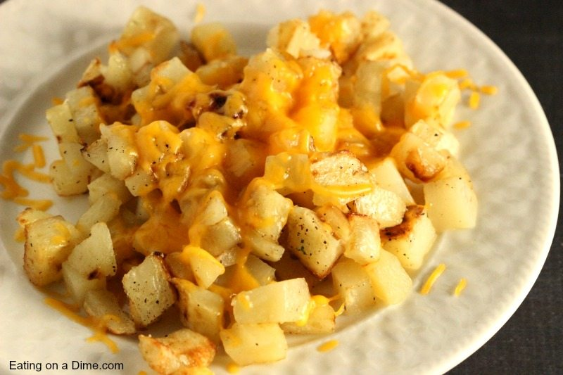 recipe: cheesy cowboy potatoes recipe [35]