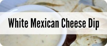 white mexican cheese dip side bar