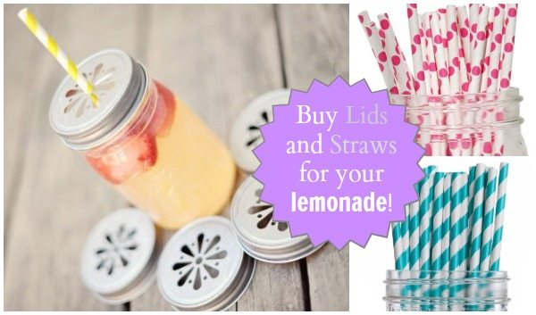 lemonade picture set