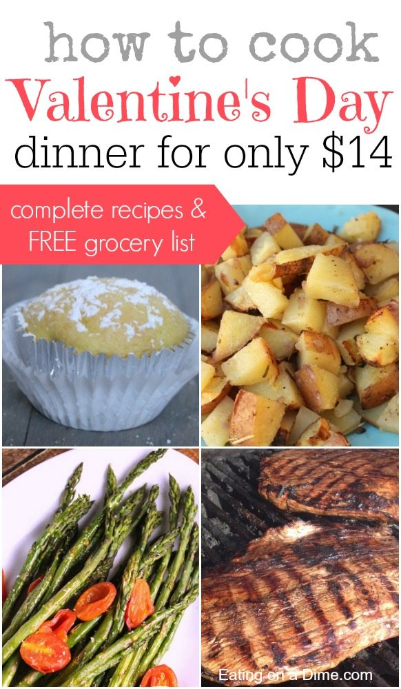 valentine s day dinner dinner for 2 that is easy and delicious