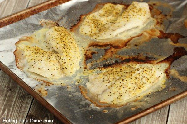 Frozen tilapia recipes easy