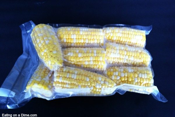 how to freeze fresh corn on the cob